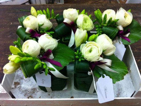 La Bottega del Fiore Rubiera offre il vantaggioso 5% di sconto sugli acquisti effettuati per le nozze