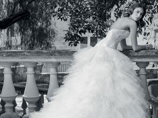 L'abito da sposa dei vostri sogni è scontato del vantaggioso 10% presso l'Atelier Moda Spose