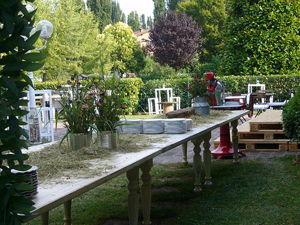 I menù bimbi di Commestibili & Vini per il servizio catering delle nozze sono gratis fino ai 10 anni