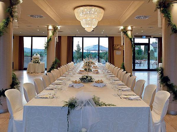 Il Grand Hotel Forlì realizza menù per i bambini invitati alle vostre nozze a partire da 15 euro