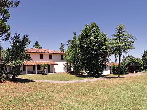 L\'affitto della location La Casa nel Bosco è ancora più conveniente nei giorni feriali e fuori stagione