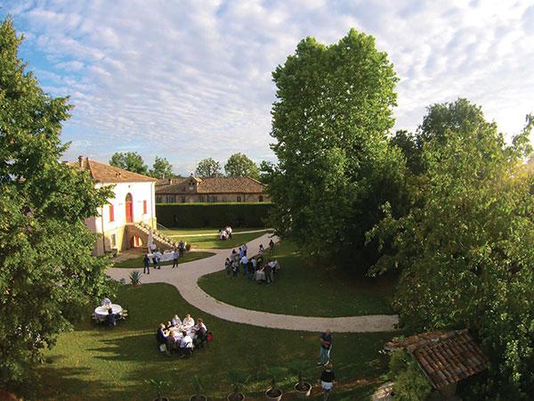 Il ristorante Villa Rugata offre in omaggio il coordinamento di wedding planner il giorno delle nozze