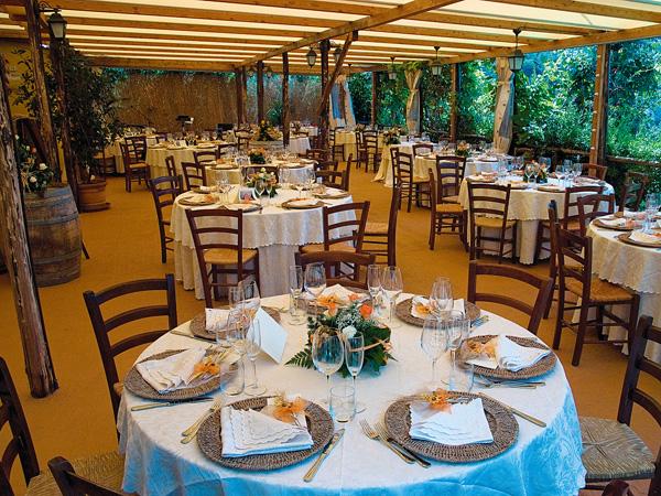 Il ristorante Il Conventino offre la possibilità di coccolare i piccoli ospiti in un modo conveniente