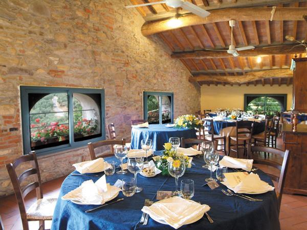 La degustazione del menù nuziale è in omaggio per gli sposi che scelgono il ristorante Il Conventino