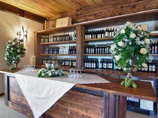 Vantaggioso 10% di sconto sui ricevimenti di nozze organizzati presso il ristorante Podere Riosto