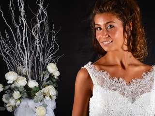Scegliendo l'abito dei sogni presso la Boutique della Sposa potrete usufruire del 20% di sconto