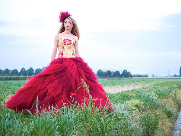L\'atelier di abiti da sposa Tirapani vi regala un colloquio con la sua consulente di bellezza