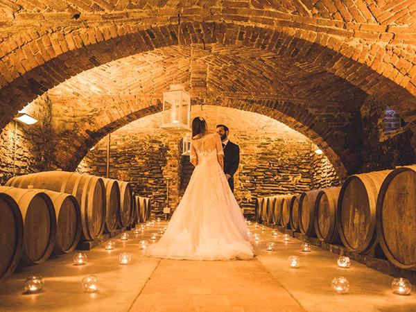 Straordinaria opportunità offerta da Cantine Luzi per chi convolerà a nozze nei messi di maggio e giugno 2017