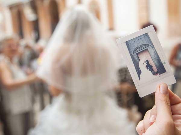 Lo studio fotografico Nuovo Cinema Paradiso regala le incredibili riprese aeree per il matrimonio