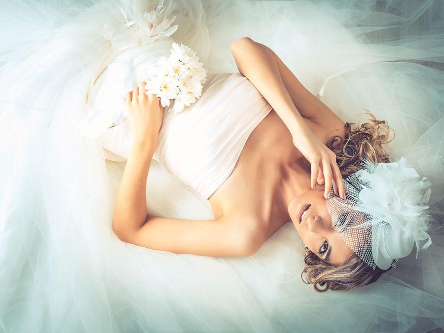 Quell'abito da sposa così romantico che vi fa tanto sognare ad occhi aperti...