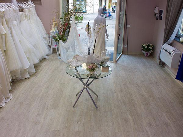 Gli abiti da sposa dell\'atelier Camelia Spose sono scontati del vantaggioso e sorprendente 5%