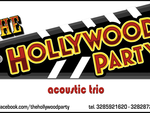 The Hollywood Party acoustic trio