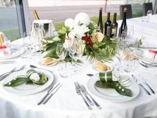 Il 10% di sconto attende gli sposi che commissionano il ricevimento di nozze al Tulipano Ristorante