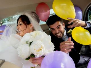 Ivano di Maria sconta agli sposi il 5% dal preventivo per il servizio fotografico delle nozze