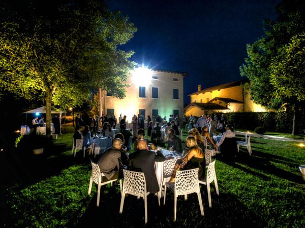 Sconti speciali per gli sposi che celebrano il ricevimento di nozze a L'Anatra Relais & Ristorante