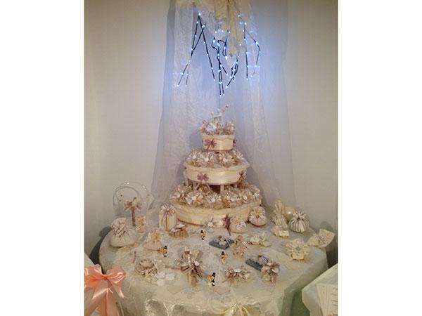 Le Bomboniere di Barbara applica l'utile 5% di sconto agli acquisti fatti in occasione delle nozze
