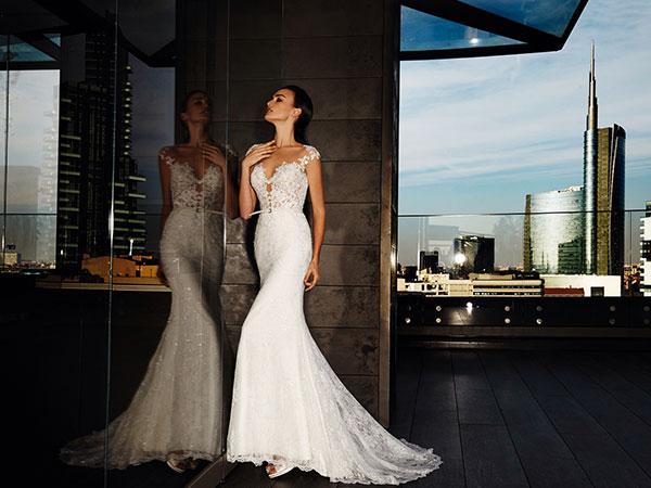 Approfittate dello sconto fiera del 10% dell\'atelier La Parisienne per l\'acquisto dell\'abito da sposa