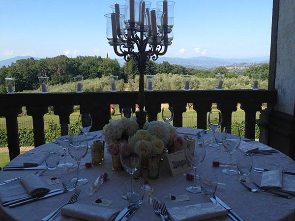 Il catering Les Chef Blanc regala la succulenta degustazione del menù di nozze ai promessi sposi