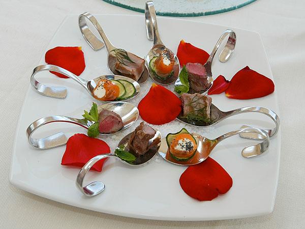 Il catering per matrimoni Monte del Re propone soluzione vantaggiose nei periodi autunno inverno