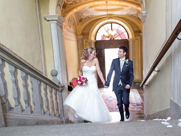 """Conferma il tuo matrimonio """"all-inclusive"""" al Monastero di Cherasco … e un servizio fotografico è in omaggio!"""