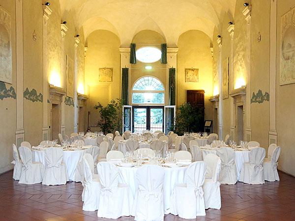 Uno sconto speciale attende gli sposi che scelgono la location Palazzo del Vignola per le nozze