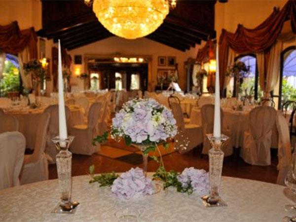 Sconto del 10% per matrimoni invernali presso la splendida Villa Althea