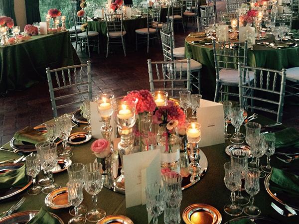 La degustazione del menù di nozze è in omaggio per gli sposi che scelgono il catering Dea Party