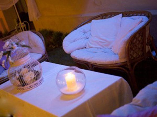 Il ristorante Villa Sonnino regala la prima notte di nozze agli sposi in un Hotel 4 stelle Michelin