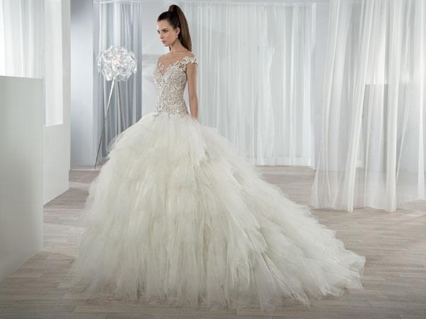 Scegliendo l\'abito dei sogni presso l\'atelier White Couture potrete usufruire del 10% di sconto