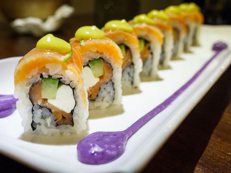 Sushi e carne all\'albese, il crudo è nel menù di nozze del vostro ricevimento