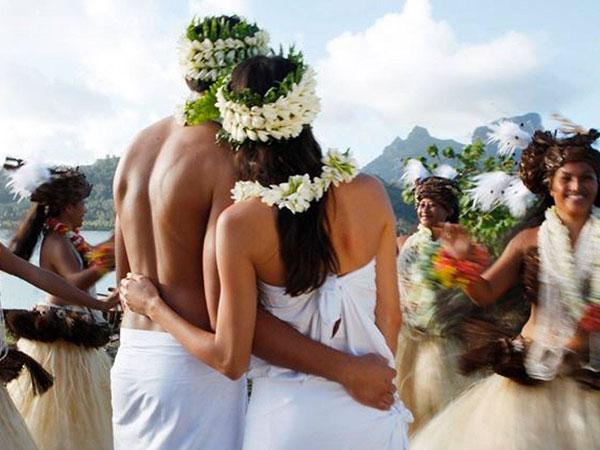 Sconto del 50% alla sposa su alcune destinazioni per chi prenota la luna di miele da Bonair Viaggi