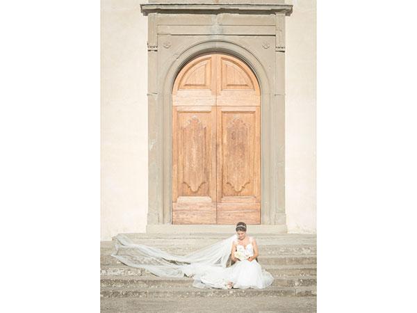 Il 10% di sconto attende gli sposi che scelgono i servizi nuziali di Valentina Borgioli Photographer
