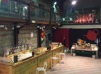 Tumbler-In Open Bar