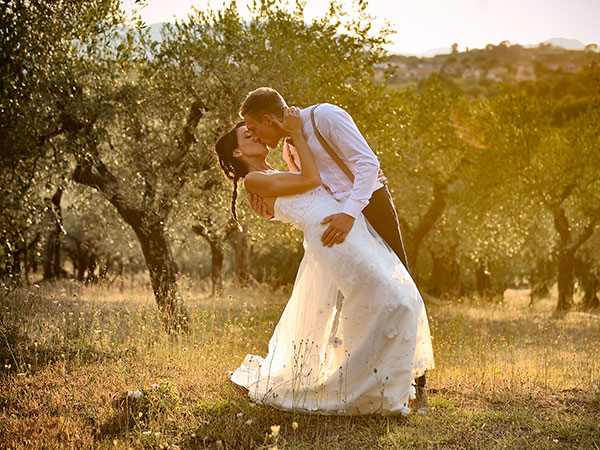 Scoprite il vantaggioso 5% di sconto che lo studio Foto Fiorenzo applica sui servizi per le nozze