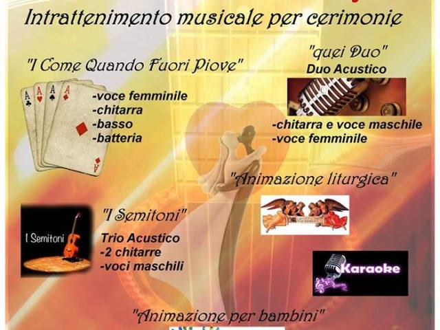 Sweet Harmonies Giuseppe Calabretta