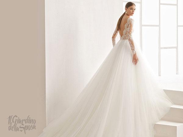Il Giardino della Sposa offre 4 regali esclusivi acquistando l\'abito da sposa e da sposo