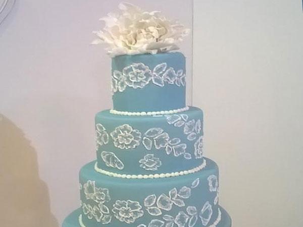 Torte da Mar.Te Domenica 11 dicembre offrirà agli sposi un assaggio della torta nuziale