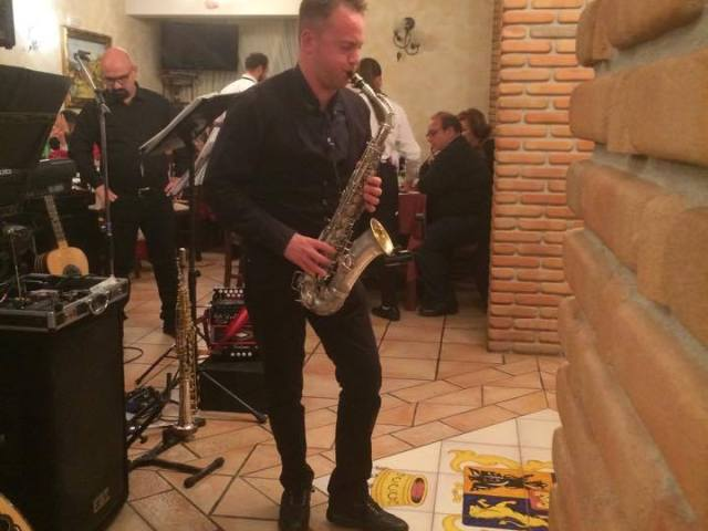 Sassofonista per Cerimonie