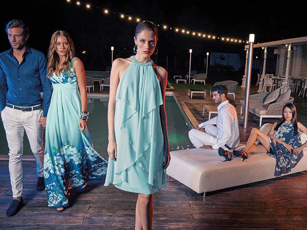 L'atelier Sesto Senso sconta gli abiti di fine serie dal 20% al 60%