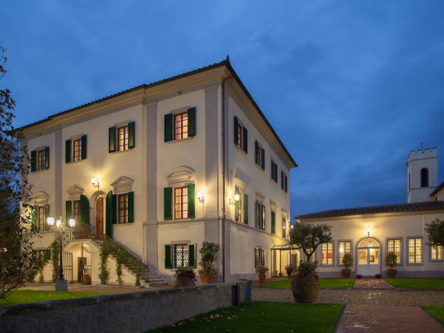 Villa Scarfantoni