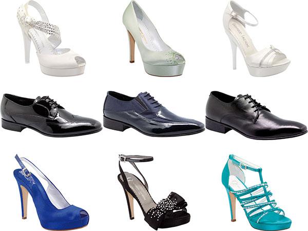 Promozione scarpe sposa al 50% presso l'Atelier Il Sogno nei giorni di lunedì e venerdì