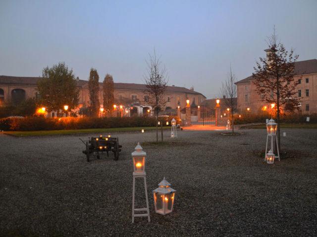 Per un matrimonio romantico la Tenuta La Mandria offre proposte interessanti su location+catering