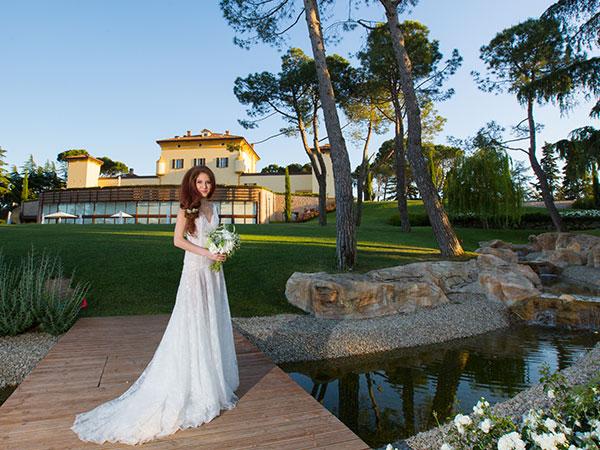 Confettata, open bar o torta nuziale? A voi la scelta del vostro omaggio offerto da Palazzo di Varignana Resort & Spa