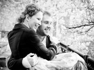 Fare un servizio fotografico dopo il giorno delle nozze... ma anche prima per completare il reportage di nozze