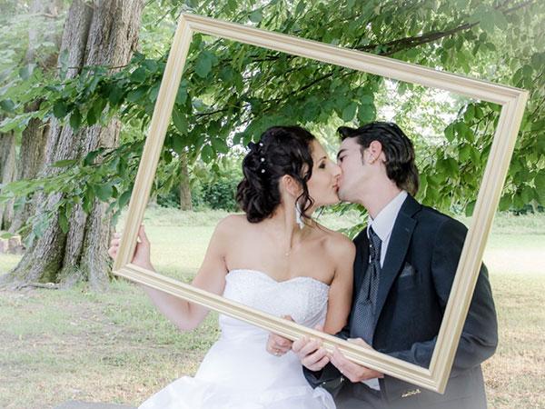 In omaggio una stampa 60×90 agli sposi che scelgono il servizio fotografico da 8Dodici Project