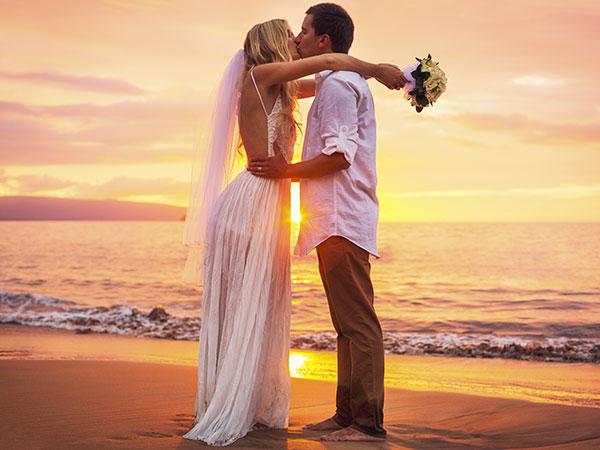 Sai che il 90% delle spose acquista un abito che non avrebbe mai immaginato di comprare?