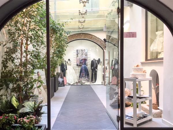 Kappadisposi inaugura il 1° aprile un nuovo negozio e per l'occasione offre un gradito omaggio alle spose