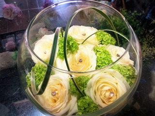 20% di sconto per tutte le coppie di sposi che scelgono i servizi floreali di Fioreria Ninfea