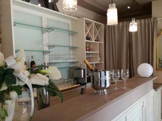 Il ristorante La Corte inaugura uno spazio Lounge & Coffee Bar e per l'occasione … offerte speciali agli sposi!