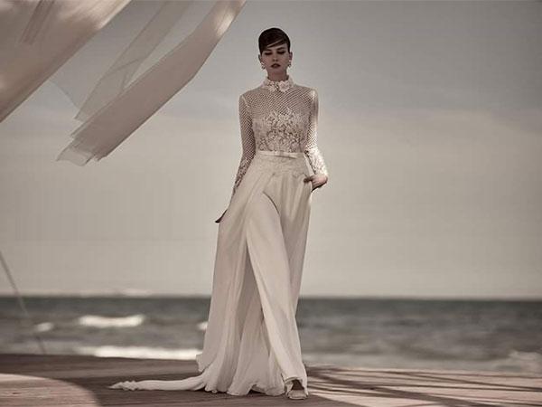 Solo per giugno gli abiti da sposa sono scontati del 20% presso l'Atelier Moda Spose